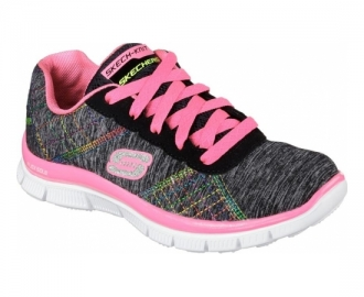 Skechers sapatilha flex appeal jr