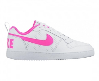 Nike sapatilha court borough low (gs)