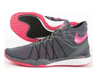 Nike sapatilha dual fusion tr hit mid training w