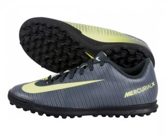 Nike zapatilla de futsal mercurial vortex iii cr7 tf jr