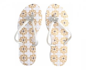 Dupe flip flop fashion