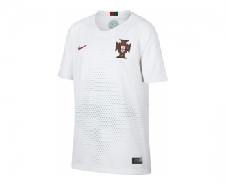 Nike camiseta oficial portugal breathe fff away stadium 2018