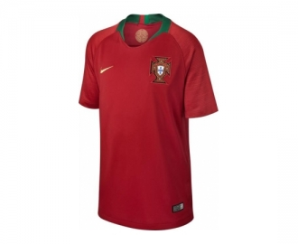 Nike camisola oficial portugal breathe home 2018