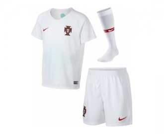 Nike mini kit oficial portugal breathe away jr