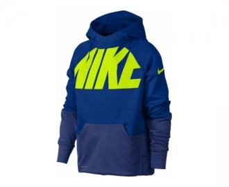 Nike sweat c/ capuz therma training jr