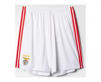 Adidas short official s.l.benfica 2016/2017 home