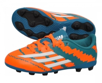 Adidas football boot messi 10.4 fg jr