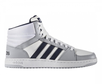 Adidas zapatilla vs hoops mid