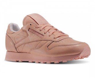 Reebok zapatilla classic leather pastels w