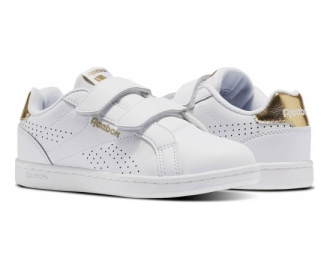 Reebok zapatilla royal comp cln 2v k