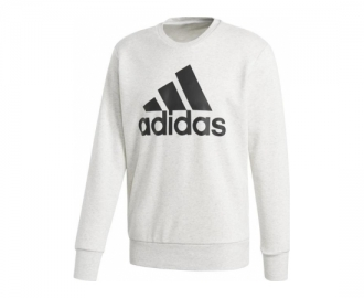 Adidas sweat essentials big logo crew