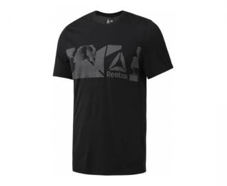 Reebok t-shirt workout ready supremium 2.0 graphic