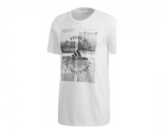 Adidas t-shirt athletic vibe