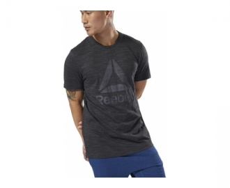 Reebok camiseta elements marble melange
