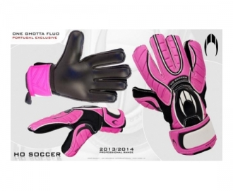 Ho guantes de g. redes one ghotta fluo