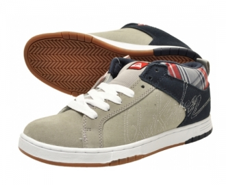 Quiksilver zapatilla topic 3 mid