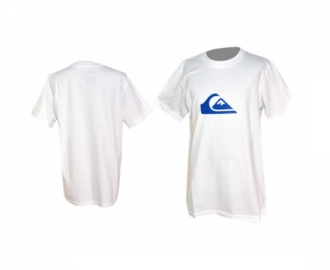 Quiksilver camiseta basic tee logo youth jr