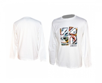 Quiksilver l/sleeve basic tee