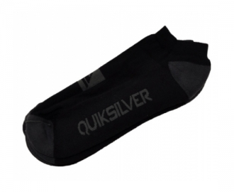 Quiksilver calcetines pack 3 invisible