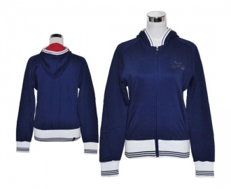Adidas jacket with hood college 3s algodao