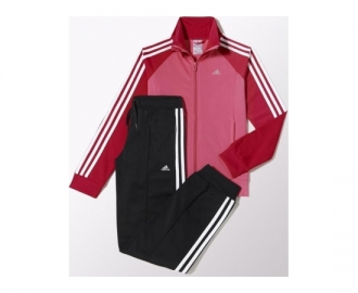 Adidas tracksuit separates polyester