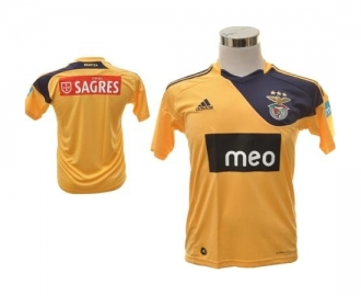 Adidas official shirt s.l.benfica alternativo jr 2010/2011