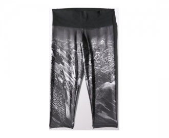 Adidas pantalon 3/4 infinite series tight