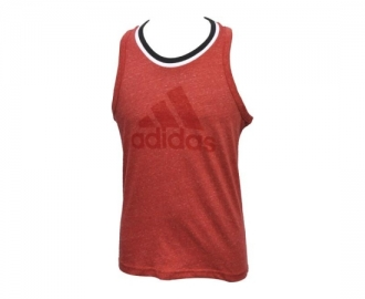 Adidas t-shirt de alças authentic sport essentials