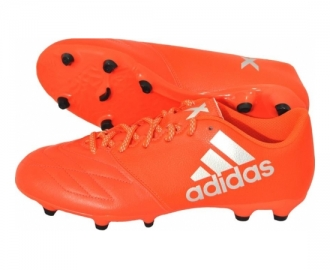 Adidas football boot x 16.3 fg leather