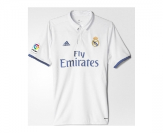 Adidas official shirt real madrid 2016/2017 home