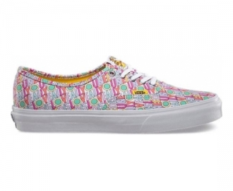 Vans sapatilha authentic the beatles all you need is love