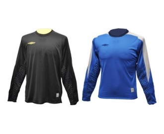 Umbro shirt of goalkeeper