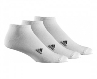 Adidas socks pack 3 lin plain