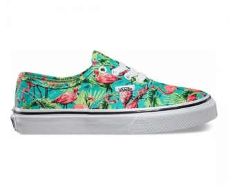 Vans sneaker authentic flamingo jr